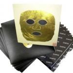 24金フェイシャルマスク「KINPAK」