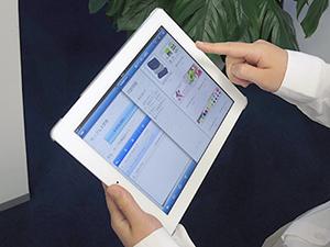 iPad専用見積作成アプリ「パッと見積」