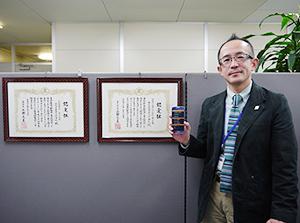 (株)ホクリクコム 佐藤シニアマネージャー
