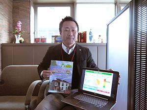 (株)シーピーユー 高森課長代理