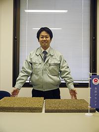 営業担当の田中さん